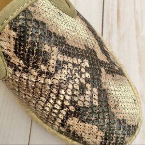 Clarks Shoes - Clarks Arellano Theoni Snakeskin Espadrilles - 7